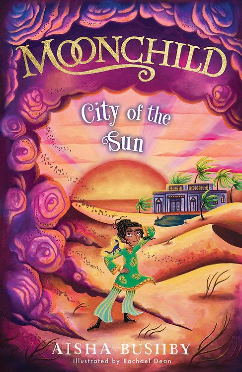PRE-ORDER Moonchild: City of the Sun - 29/4/21