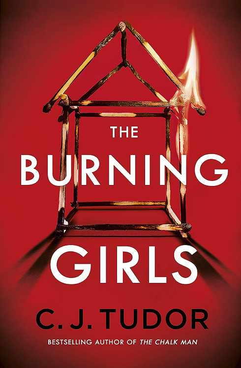 PRE-ORDER The Burning Girls - Out 21/1/21