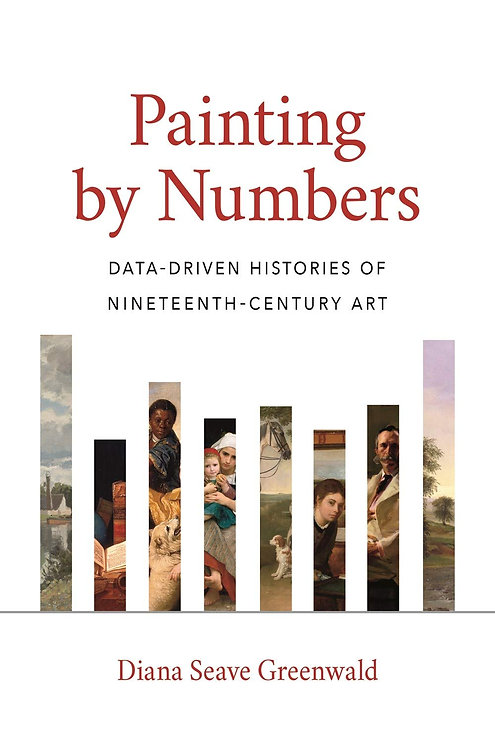 Painting by Numbers - with SIGNED bookplate!