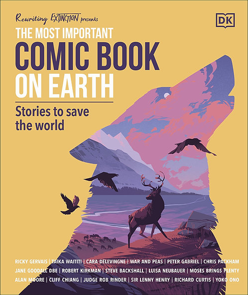 PRE-ORDER The Most Important Comic Book on Earth - 28/10