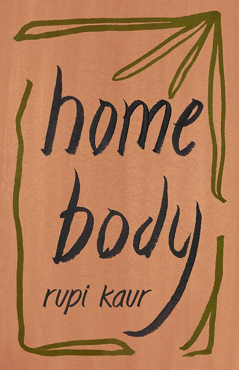 home body - with SIGNED bookplate!
