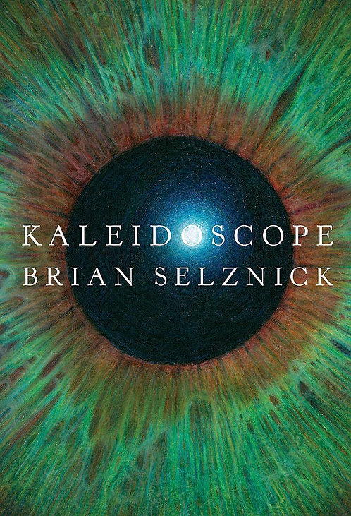 PRE-ORDER Kaleidoscope - out 21/9