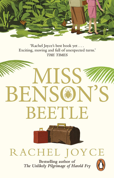 Miss Benson's Beetle - with signed bookplate!