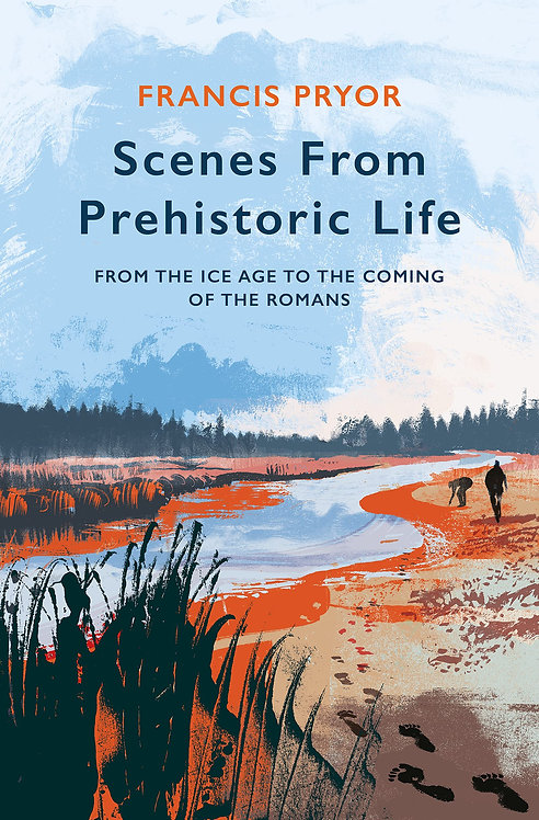PRE-ORDER Scenes from Prehistoric Life - OUT 5/8