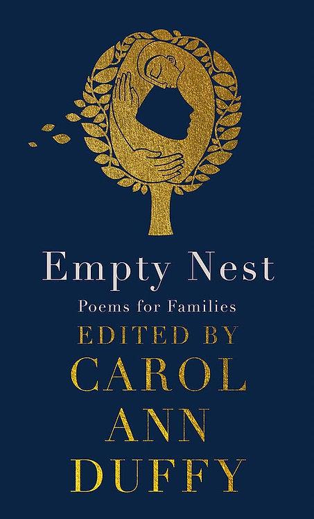 Empty Nest - SIGNED by Carol Ann Duffy!