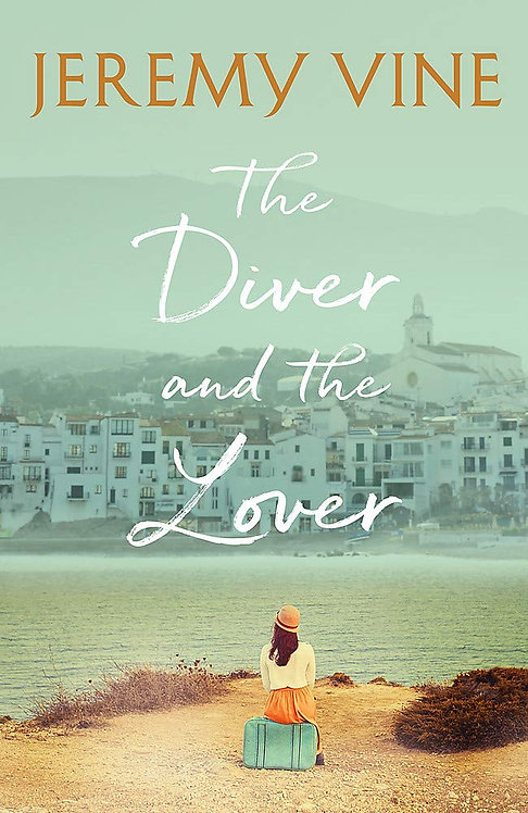 The Diver and The Lover SIGNED BOOKPLATE 1st EDITIONS