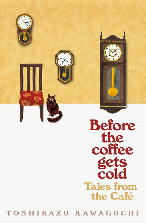 Before the Coffee Gets Cold 2 - SIGNED!