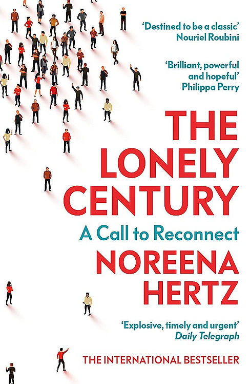 The Lonely Century - with SIGNED bookplates!