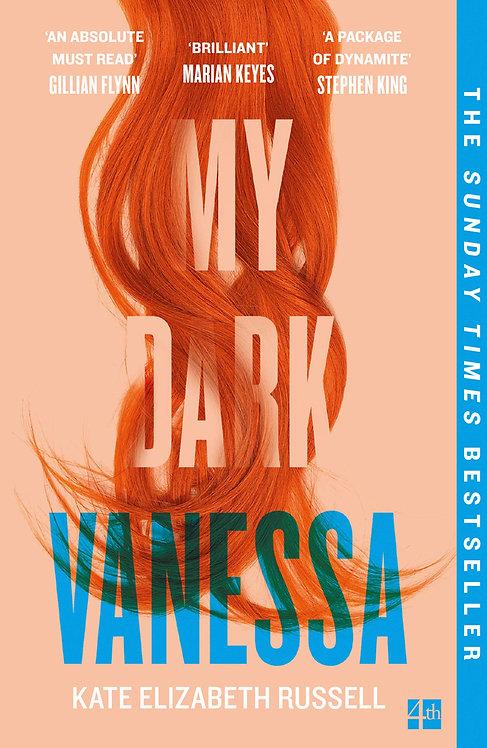 My Dark Vanessa -with signed bookplate!