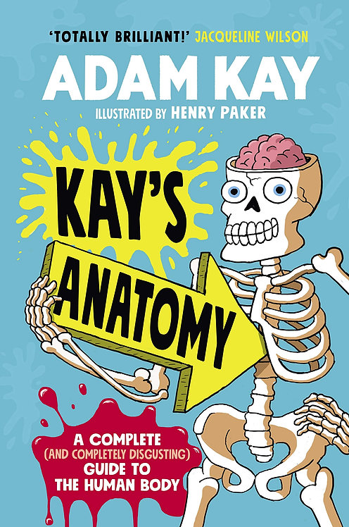 PRE-ORDER Kay's Anatomy - Out Oct. 15th