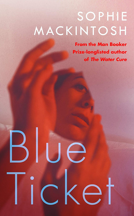 The Blue Ticket - SIGNED FIRST EDITIONS!