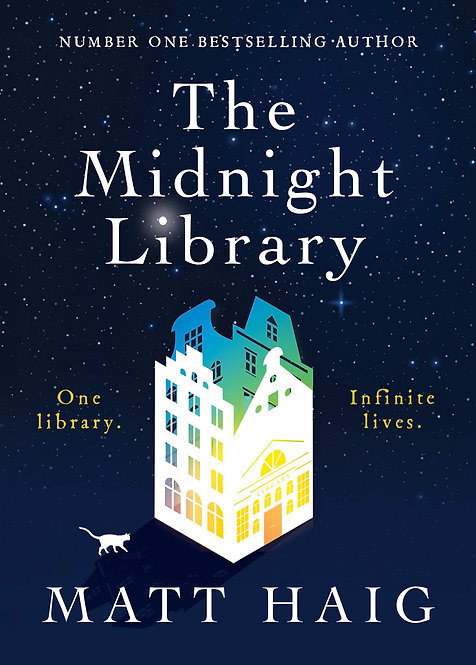 The Midnight Library - WITH SIGNED BOOKPLATES