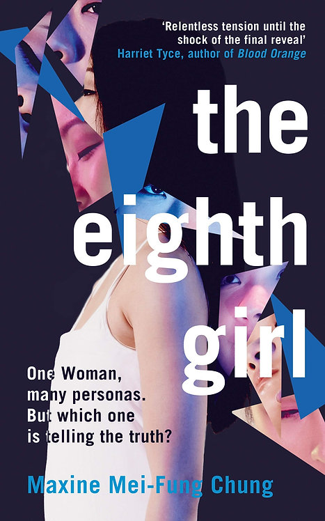 The Eighth Girl (HB)