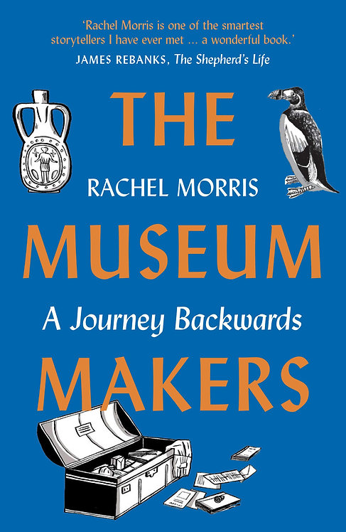 The Museum Makers: A Journey Backwards