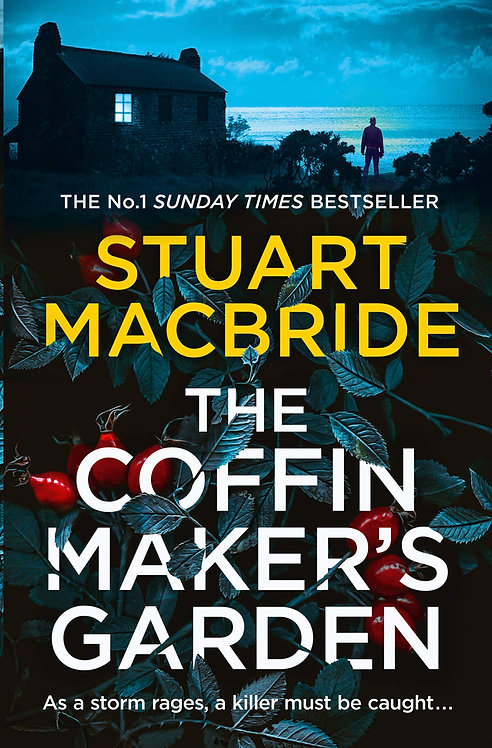 The Coffinmaker's Garden - SIGNED 1st editions!