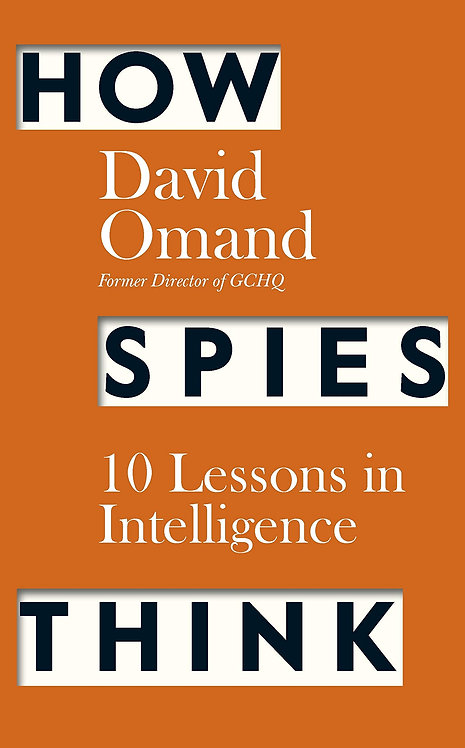 How Spies Think*