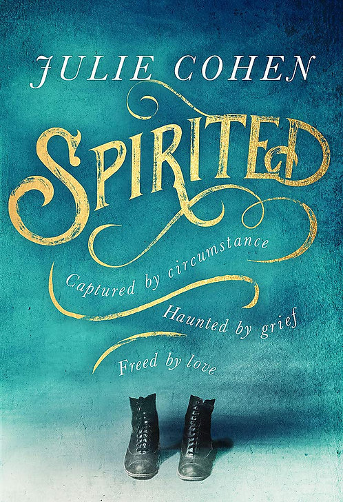 Spirited - signed bookplate edition!