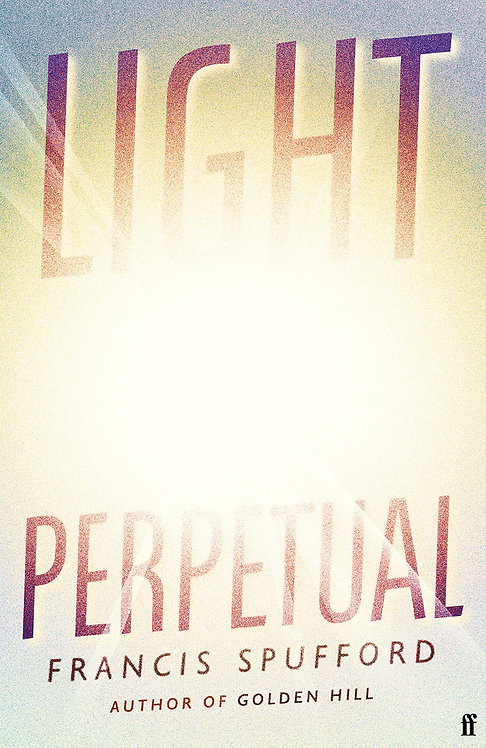 Light Perpetual - with SIGNED bookplate!