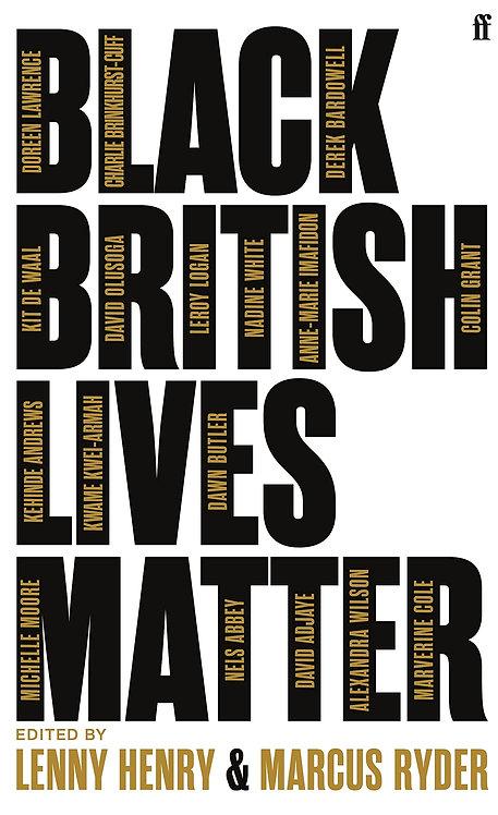 PRE-ORDER Black British Lives Matter - out 18/11