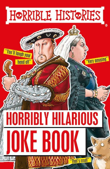 Horribly Hilarious Joke Book