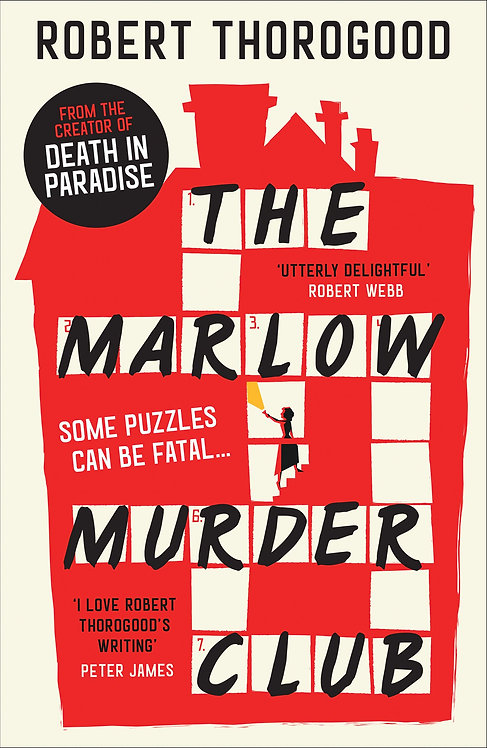 The Marlow Murder Club (PB)