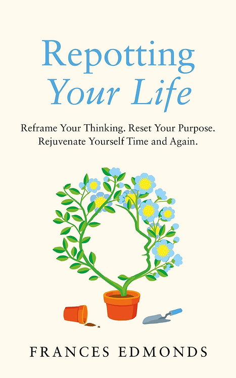Repotting Your Life - with signed bookplates!