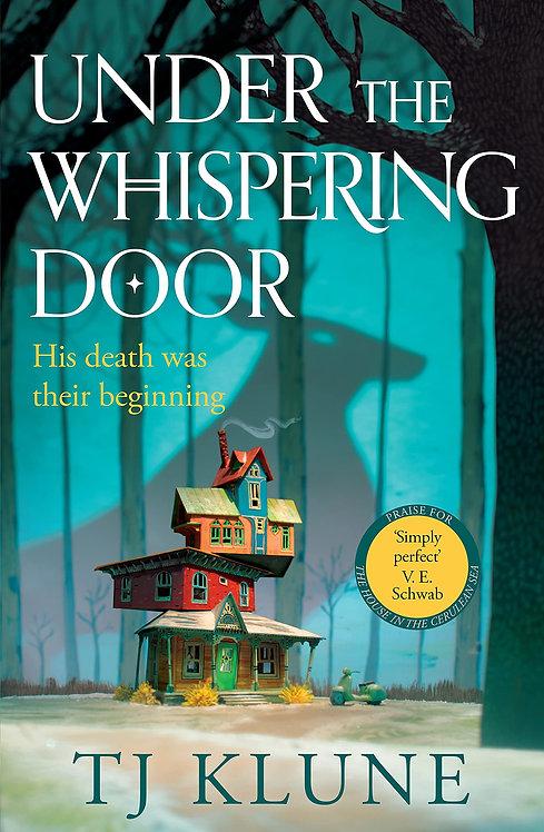 PRE-ORDER Under The Whispering Door - 28/10