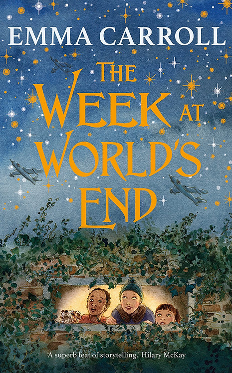 The Week at World's End - SIGNED!