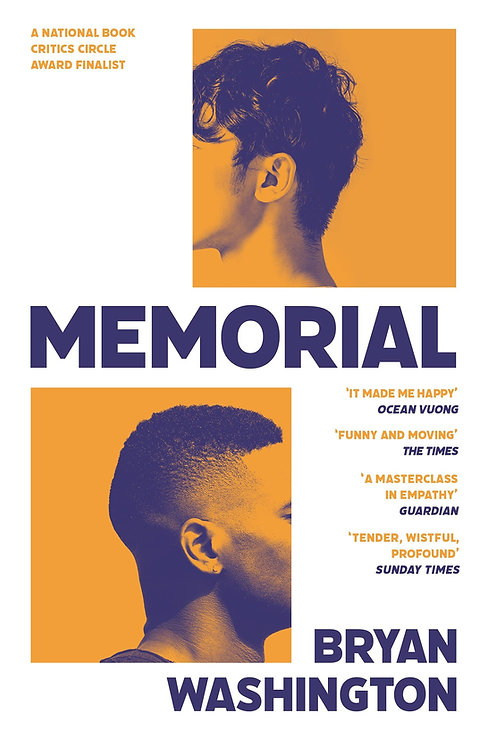 Memorial  (PB) - with SIGNED bookplate!