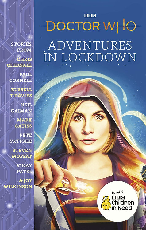 PRE-ORDER Doctor Who: Adventures in Lockdown - Out 5th Nov.