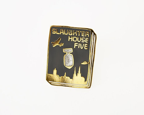 Book Pin: Slaughterhouse-Five