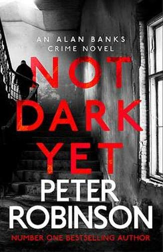 Not Dark Yet - 1st editions with SIGNED bookplate