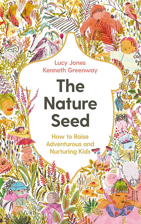 The Nature Seed - with signed bookplate