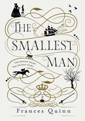 The Smallest Man - with SIGNED bookplate & FREE bookmark