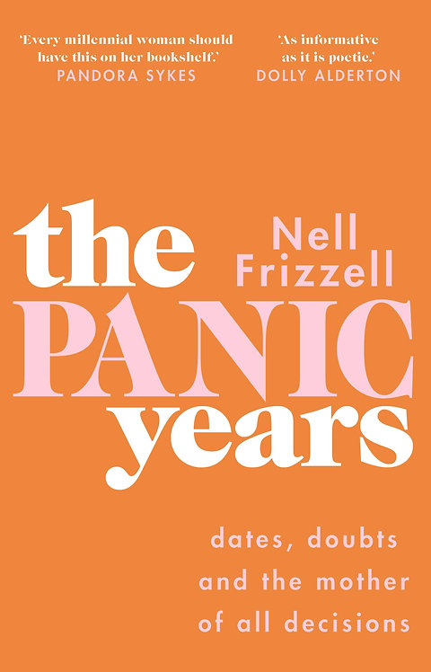 The Panic Years - with SIGNED bookplate!