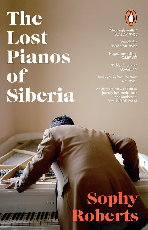 Lost Pianos of Siberia - with SIGNED bookplate!