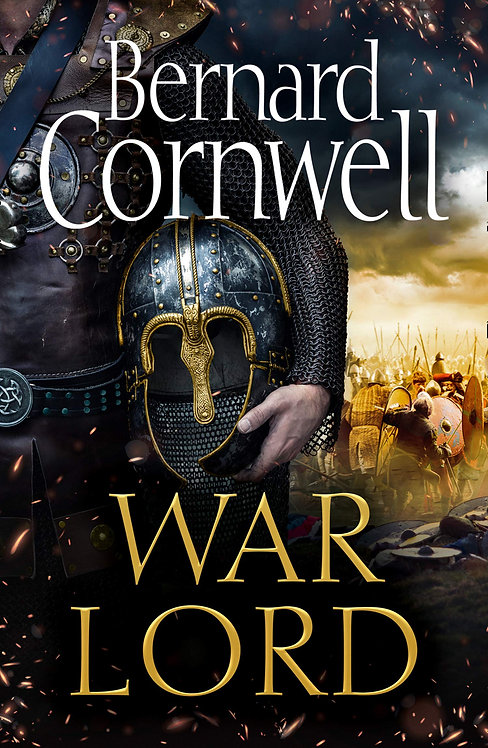 War Lord - SIGNED 1st edition
