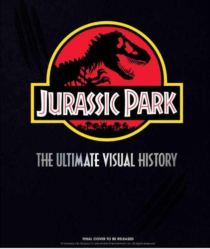 PRE-ORDER: Jurassic Park: The Ultimate Visual History - OUT 26/10