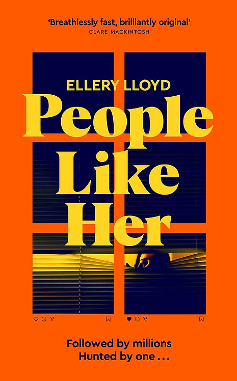 People Like Her - SIGNED first edition!