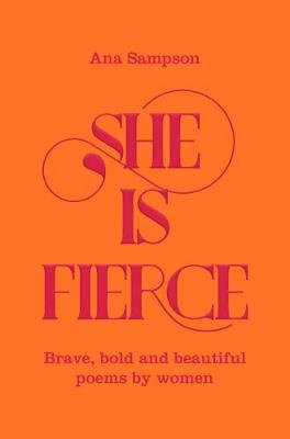 She is Fierce - with pretty signed bookplate!