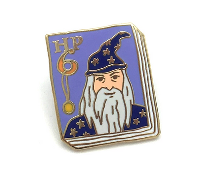 Book Pin: Harry Potter and the Half-Blood Prince