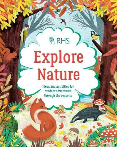Explore Nature: an official RHS activity book