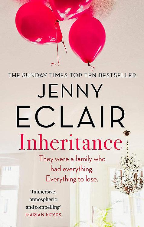 Inheritance - with SIGNED bookplate