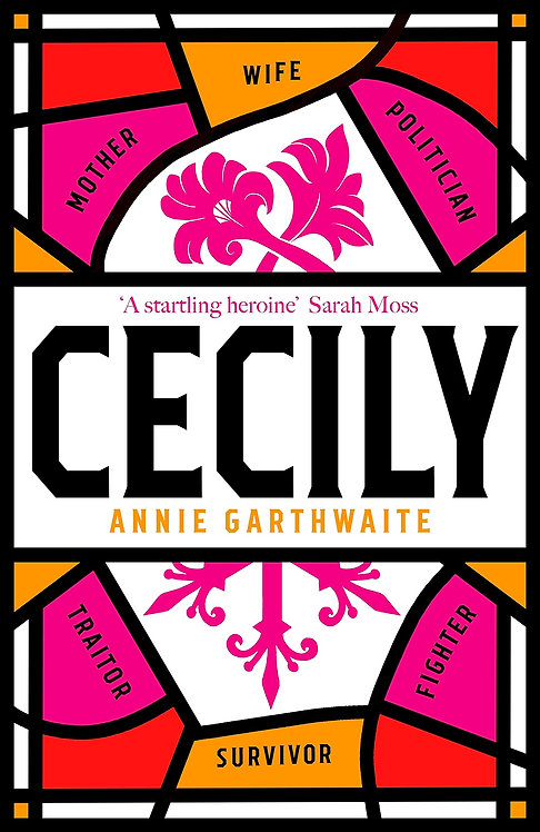 Cecily - SIGNED 1st Editions