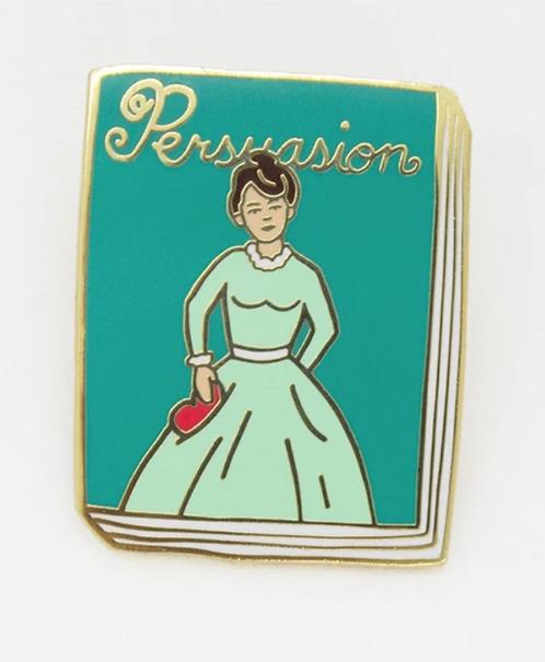 Book Pin: Persuasion