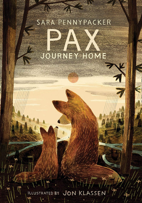 Pax: Journey Home - with SIGNED bookplates!