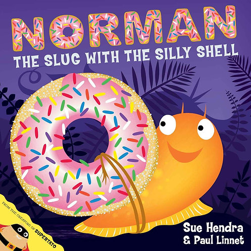 Norman: the Slug with a Silly Shell - 10th Anniversary Edition