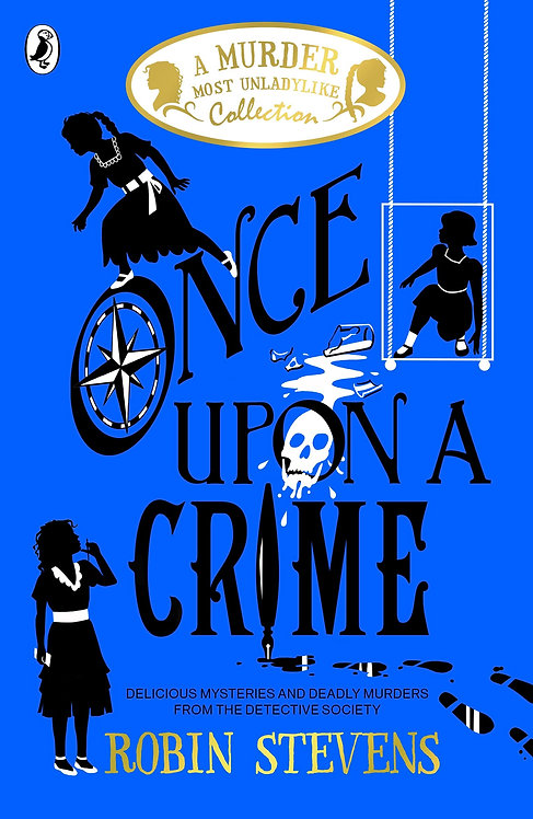 PRE-ORDER Once Upon a Crime  5/8