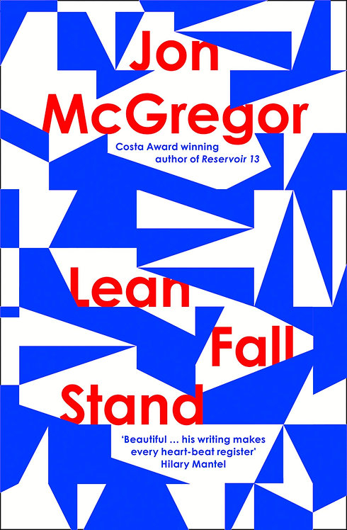 Lean Fall Stand - SIGNED 1st editions