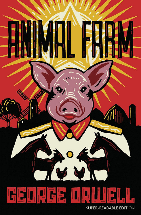 Animal Farm (Dyslexia-friendly Classics)